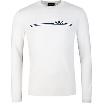 Sweter z logo klatki piersiowej APC
