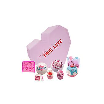 Bomb Cosmetics Gift Pack - True Love