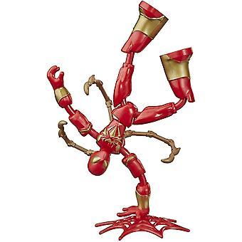 Spiderman Bend & Flex Iron Spider Actie Kids Speelgoed