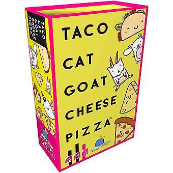 Pizza au fromage de chèvre Taco Cat