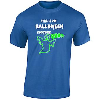 This Is My Halloween Costume Fancy Dress Glow In The Dark Mens T-Shirt 10 Colours (S-3XL) by swagwear