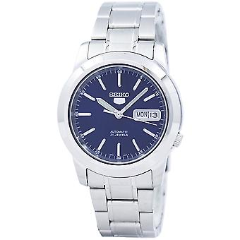 Seiko 5 Gent Watch SNKE51K1 - Stainless Steel Gents Automatic Analogue