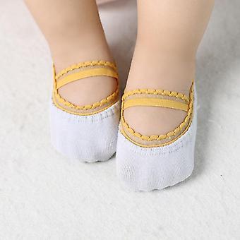 Soft Cotton Newborn Princess Baby Girl Socks For Summer