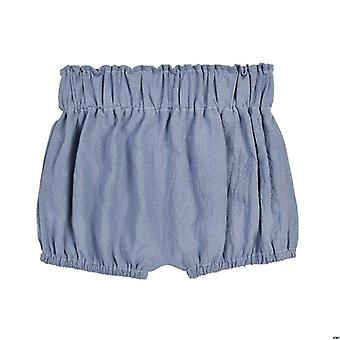 Baby Cotton Shorts, Infant Ruffle Bloomers, Peuter Zomer Slipje