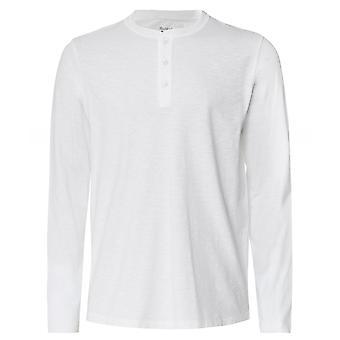 Hartford manches longues T-Shirt de Henley