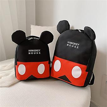 Disney Mickey Minnie's Cartoon School Bag Baby Small School Bag Backpack