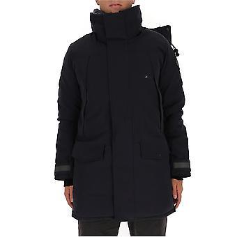 Canada Goose 2073mb67 Men's Black Nylon Down Jacket