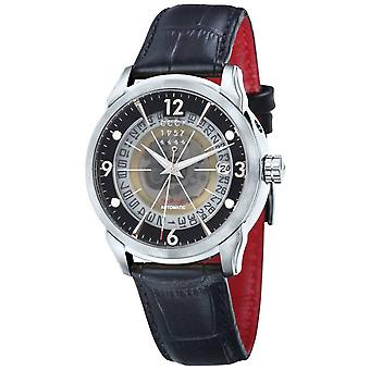 Sputnik s cp-7001-01 Automatic Analog Men's Watch with Cowhide Bracelet CP-7001-01