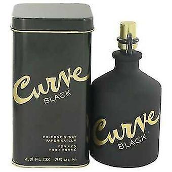Curve Black By Liz Claiborne Cologne Spray 4.2 Oz (men) V728-503180