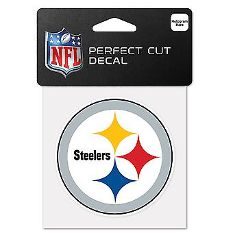 Wincraft decal 10x10cm - NFL Pittsburgh Steelers