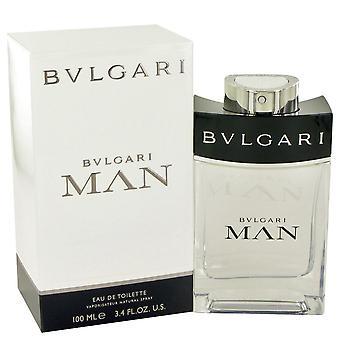 Bvlgari Man by Bvlgari EDT Spray 100ml