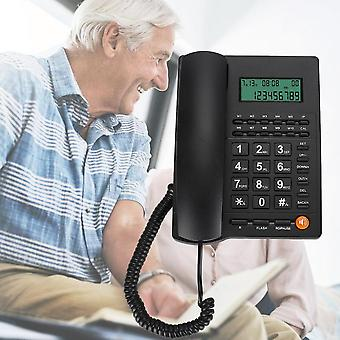 Engelsk Trade Call Desk / display Oppringer ID Telefon For Home Office Hotel