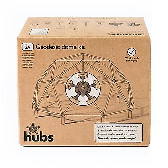 Hubs γεωδαιτικό κιτ θόλου