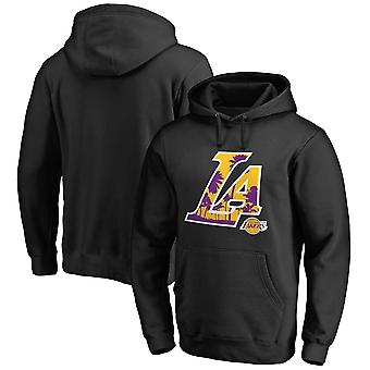 Los Angeles Lakers Löysä Pullover Pusero WY022