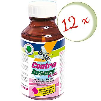 Sparset: 12 x FRUNOL DELICIA® Contra Insect® Plus, 500 ml