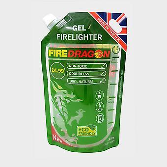 New Fire Dragon Gel Fuel (1 Litre) Green