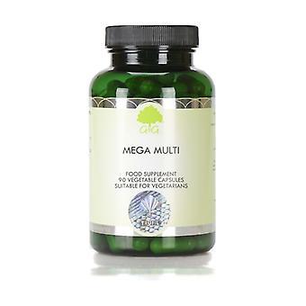 Mega 2001 90 capsules