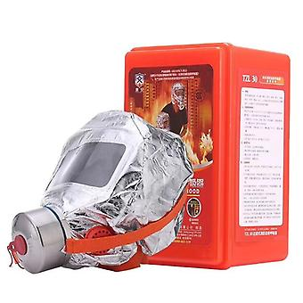 30-minutes Protective, Anti-smoking, Fire Respirator, Dust Carbon Mask