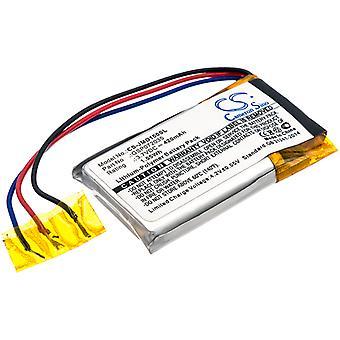 Battery for JBL Speaker GSP072035 GO FF JBL Go JBLGOBLK CS-JMD100SL 420mAh NEW