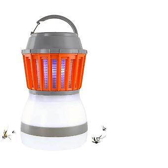 Solar Mosquito Killer Lampe, Outdoor Bug Zapper Trap Laterne Insekt Killer Zelt