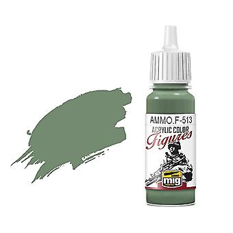 Ammo by Mig Figure Paints F-513 Field Grey Highlight FS-34414