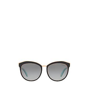 Tiffany TF4146 black / blue female sunglasses