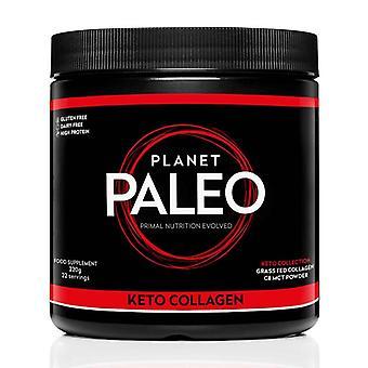 Planet Paleo Keto Collagen Powder 220g (PP0021)
