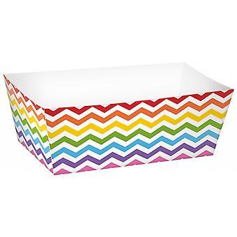 Candy Tray Rainbow 24 Piece 11.5 Cm
