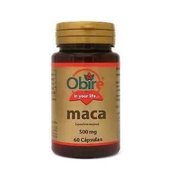 Maca 60 capsules of 500mg