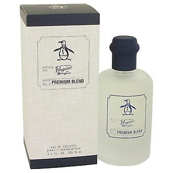 Original Penguin Premium Blend Eau De Toilette Spray av Original Penguin 3,4 oz Eau De Toilette Spray