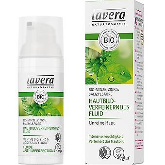 Lavera Minze Feuchtigkeitsfluid Fettige Haut 50 ml