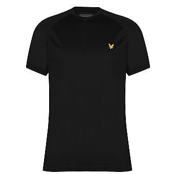 Lyle and Scott Sport Mens And Raglan T-Shirt Crew Neck T Shirt Tee Top