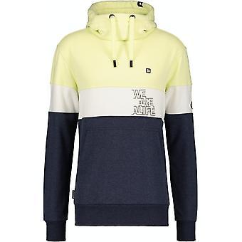 Alife & Kickin Men's Hooded Sweater King