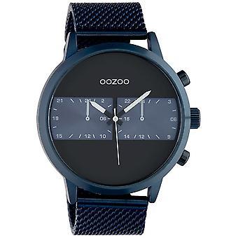 Oozoo - Men's Watch - C10511 - Blue Black
