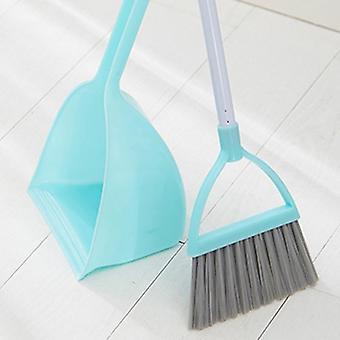 Lapset Mini Luuta Dustpan Set, Taaperot, Leikkiminen, Kotitalouksien puhdistustyökalu