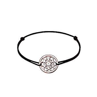 Elli Dames Armband in Zilver 925 Verguld in Rosé Goud