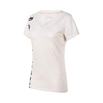 Mammoth Zephira, Women's T-Shirt, White Color (Bright White Melange), XL