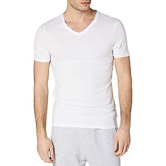 United Colors of Benetton T-Shirt 3BVG2M270 Underwear Shirt, White 101, L Men's