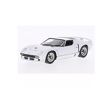 Lamborghini Miura SVJ Roadster (1981) Diecast Model Car