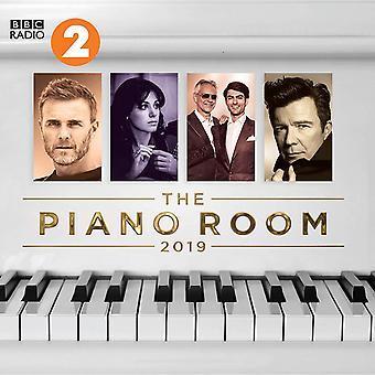 BBC Radio 2 - The Piano Room 2019 CD