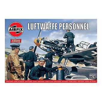 ドイツ空軍要員 1:76 エアフィックスフィギュア