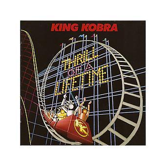 King Kobra - Thrill Of A Lifetime CD