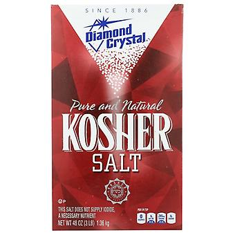 Diamond Crystal Salt Kosher, kotelo 12 X 3 lb