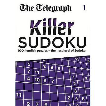 The Telegraph Killer Sudoku 1 by THE TELEGRAPH