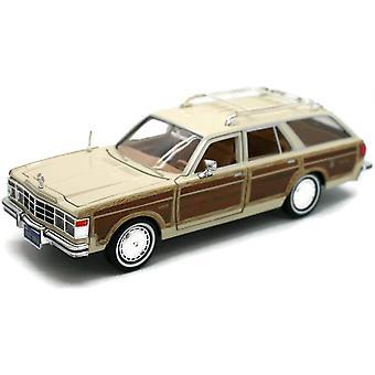 MotorMax - 1979 Chrysler LeBaron Town & Country 1:24