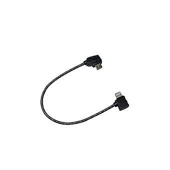 nouveau 20.7cm pour ios otg câble de données pour dji mavic sm63710