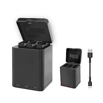 Suitable For Dji Tello Battery Charger Usb Port 3 Batteries Charging Dock