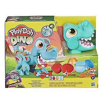 Mallinnus Clay Game Play-Doh Rex Dino Crew Hasbro