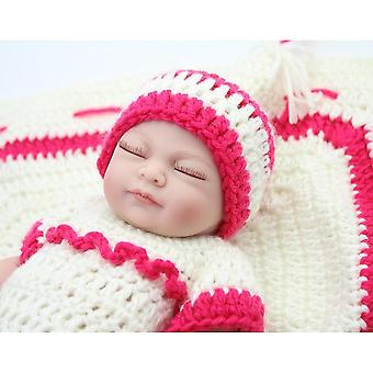Real Looking Newborn Baby Girl Doll