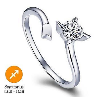 Sagitarius Dierenriem Ring